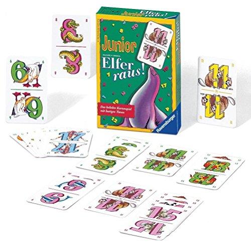 Spiel Elfer Raus Junior Kartenspiel ab 6-12 Jahre