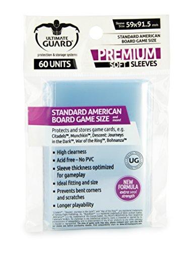 Ultimate Guard 10279 Êltimo Guardia Premium Mangas para Las Américas Juego de...
