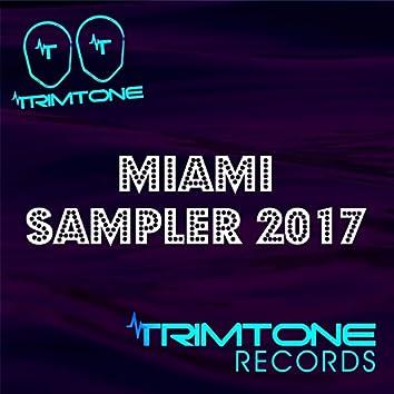 Trimtone Miami Sampler 2017