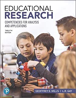 MyLab Education with Pearson eText for Educational Research: Competencies for Analysis and Applications plus Third-Party e...