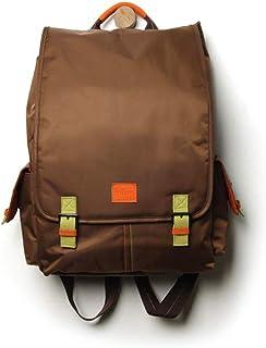 """Balance Brown laptop backpack up to 15"""" laptops miim kfashion korea"""