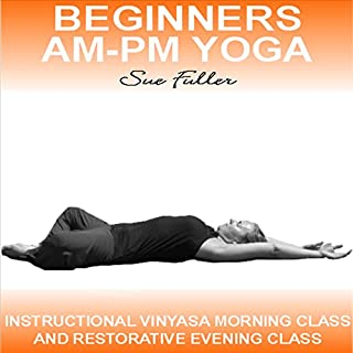 Beginners AM -PM Yoga cover art