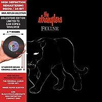 Feline - Cardboard Sleeve - High-Definition CD Deluxe Vinyl Replica by The Stranglers (2014-04-29)