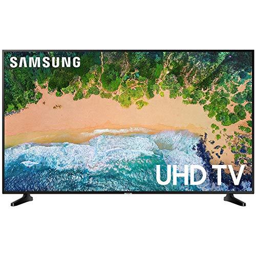 Samsung UN50NU6950FXZA 50' Class 4K (2160p) Ultra HD...