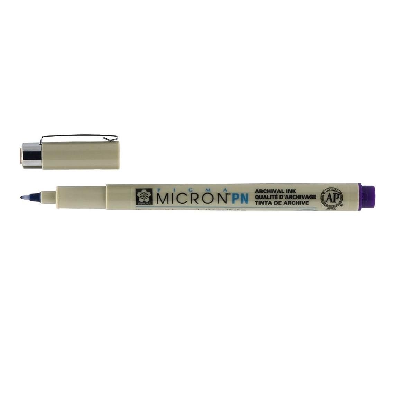 Sakura Purple Pigma Micron PN Pen