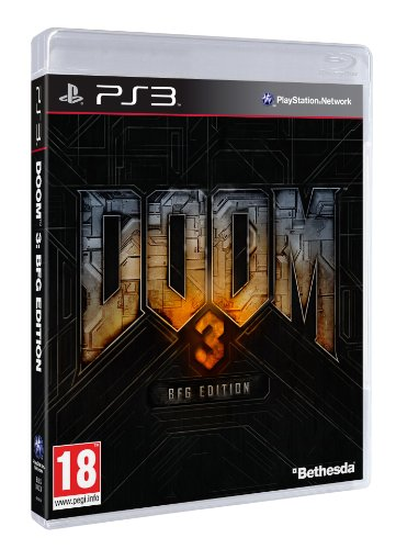 NEW & SEALED! Doom 3 BFG Edition Sony Playstation 3 PS3 Game UK PAL