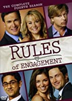 Rules of Engagement: Complete Fourth Season [DVD] [Import]