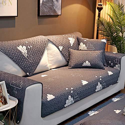 BASA Tuinmeubelhoes, katoenen bankkussens zijn in alle seizoenen gebruikelijk, eenvoudig en stofdicht meubilair 90*120cm