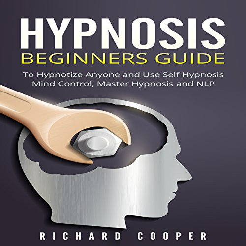 Hypnosis Beginners Guide audiobook cover art