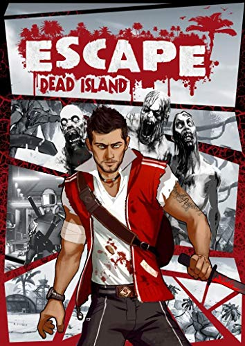 ESCAPE DEAD ISLAND - Imported Video Game Wall Poster Print - 30CM X 43CM Xbox PS4