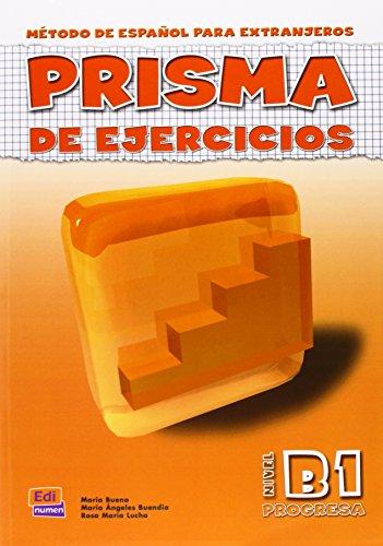 Prisma B1 Progresa - Libro de ejercicios: Progresa - cuaderno de ejercicios (B1)