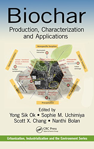 Biochar: Production, Characterization, and Applications (Urbanization, Industrialization, and the Environment) (English Edition)