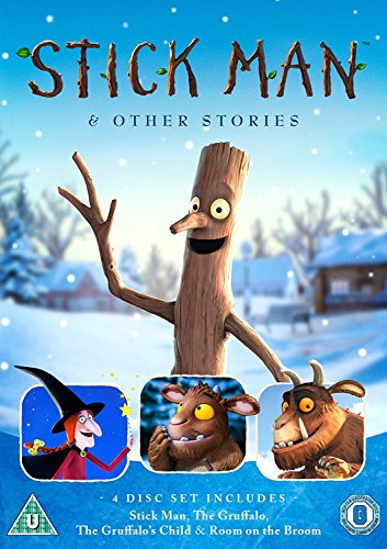 Stick Man & Other Stories Dvd Digipack [Edizione: Regno Unito] [Reino Unido]