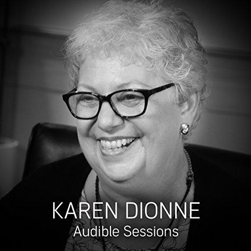 Karen Dionne audiobook cover art
