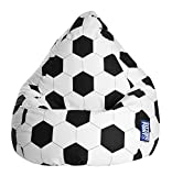Sitting Point 28500 001 Pouf Football L