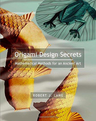 Top 4 origami design secrets robert j lang for 2020