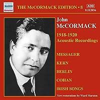 John Mccormack 1918