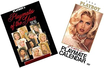 Playboy's 'Out of Print' 1990's Set (Centerfolds' Golden Decade) ~ Featuring Anna Nicole Smith - / Playmates of the Year The 90's / 1994 Video Playmate Calendar (Dvd)