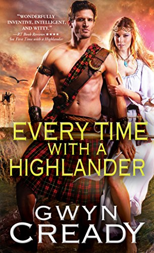 Every Time with a Highlander (Sirens of the Scottish Borderlands, 3, Band 3)