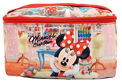 Disney Minnie Trousse de Toilette avec poignée