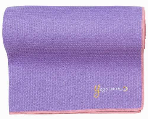 ヨガワークス(Yogaworks)『ワッフルヨガラグ(YW-A160)』