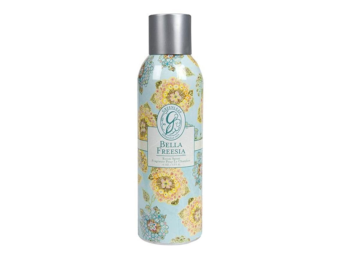 統合テセウスモジュールGREENLEAF ROOM SPRAY BELLA FREESIA