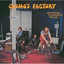 Cosmo's Factory: 40th Ann Ed by CREEDENCE CLEARWATER REVIVAL (2008-12-10)