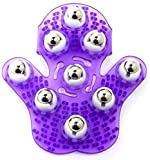 WHOLE MART® Massage Glove Palm Shaped Stress Relax Massager Ball For Cellulite Beauty