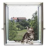 Kerbl 82654 Katzenschutznetz 4 x 3 m
