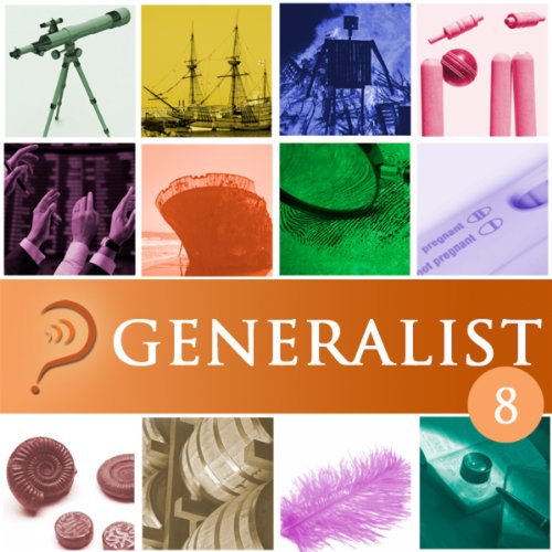 Generalist, Volume 8 audiobook cover art