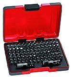 USAG 692 J100 U06920043 Assortimento di Inserti per Avvitatura con Impronte Speciali (100 pezzi)