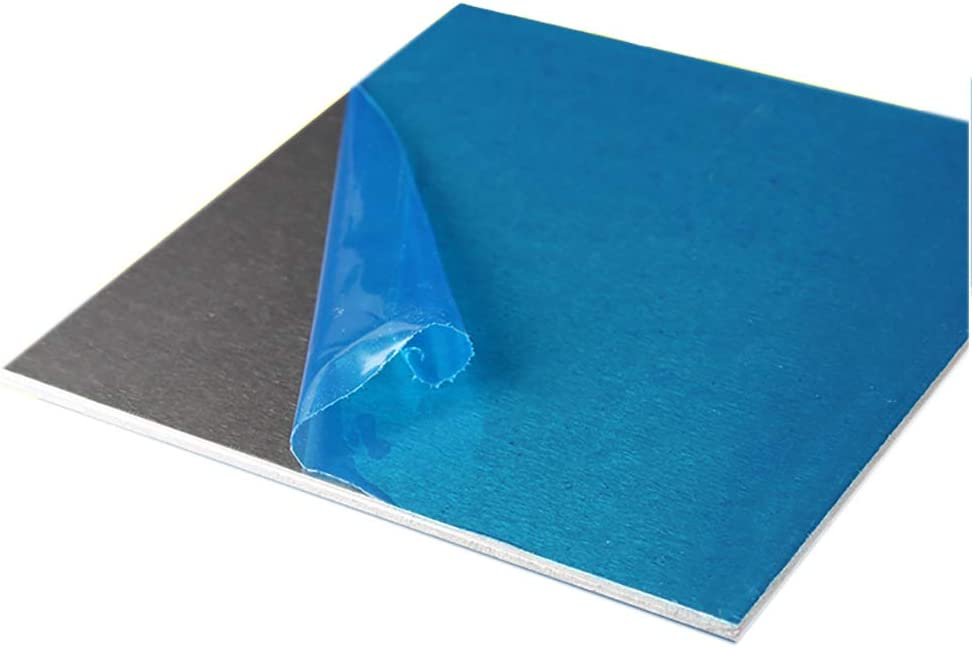 SOFIALXC Hoja de aluminio pura placa de aluminio 200x300mm-200x300x5mm
