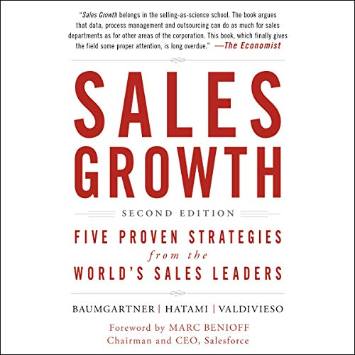 Sales Growth cover art