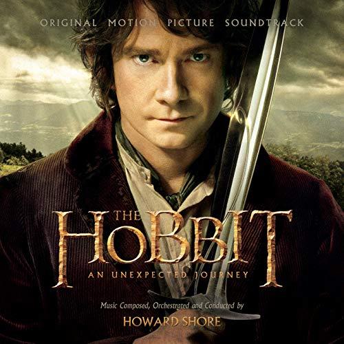The Hobbit: An Unexpected Journey Original Motion Picture Soundtrack (International Version)