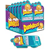 Gourmet Food Gifts! - Dunkaroos Vanilla Cookies and Vanilla Frosting With Rainbow Sprinkles by Betty Crocker, 12 count-1.5oz. trays, Case packed