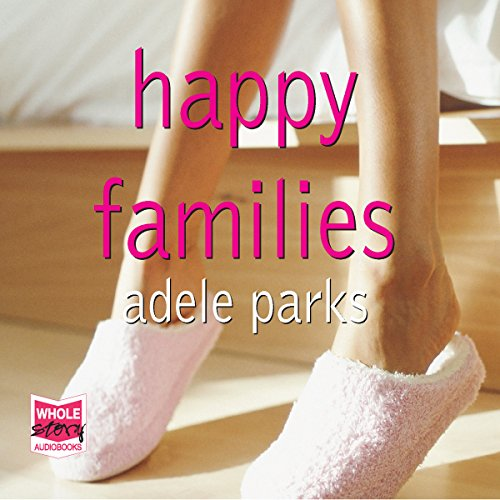 Happy Families audiobook cover art