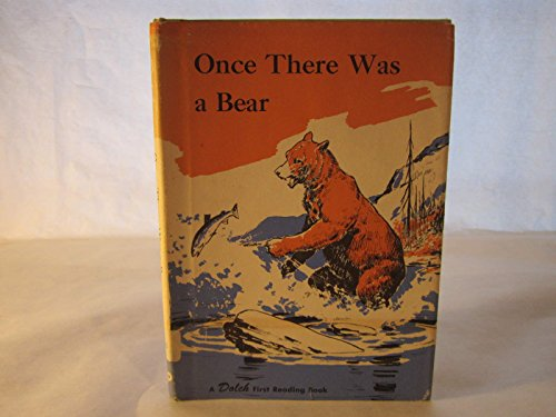Once There Was a Bear (First Reading Books Series)