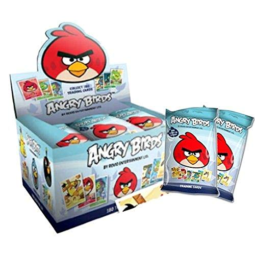 Angry Birds Trading Cards (Booster) [Import allemand]