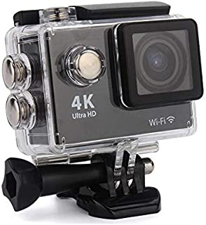 Maxx 4K Ultra HD 16 MP WiFi Waterproof Action Camera (Black)
