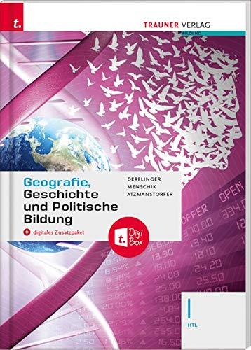 Geografie, Geschichte und Politische Bildung I HTL + digitales Zusatzpaket