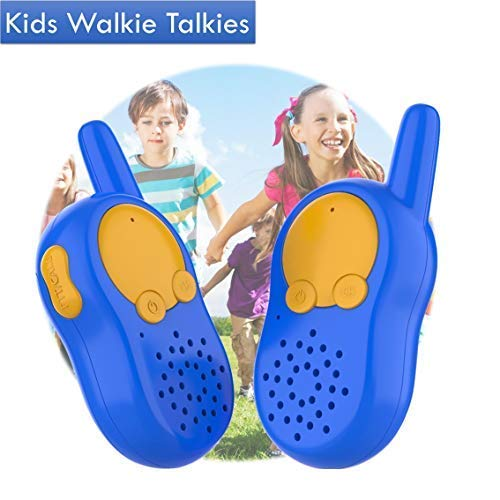 KOMVOX Walkie Talkies for Kids?Birthday Gifts for 3 4 5 6 Year Old Boys Girls, Christmas Stocking Fillers Gifts