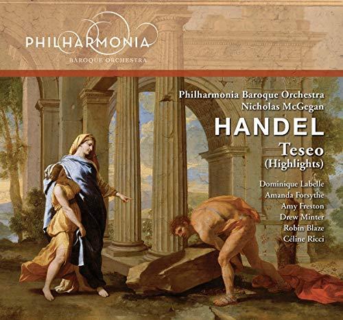 Handel - Teseo highlights: McGegan