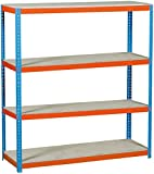 Simonrack simonforte 1509-4 - Kit plywood azul naranja madera