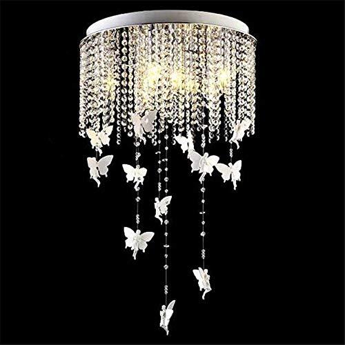 5151BuyWorld hanglamp engel creatieve kroonluchter modern in Europese stijl van Cristallo lampenkap Stanza warm voor kinderen thuis woonkamer slaapkamer van Pranzo / / / /