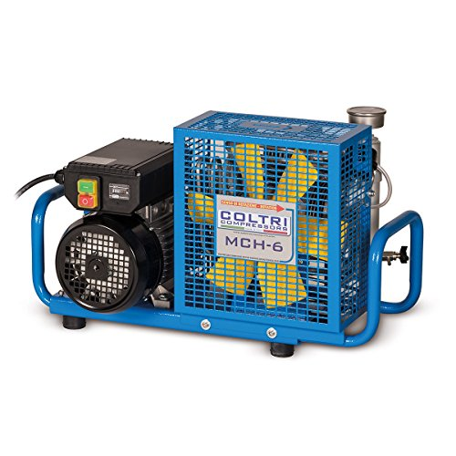 MCH-6/EM Electric Single Phase Breathing Air Compressor