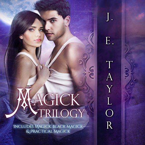 Magick Trilogy cover art