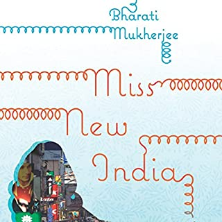 Miss New India audiobook cover art