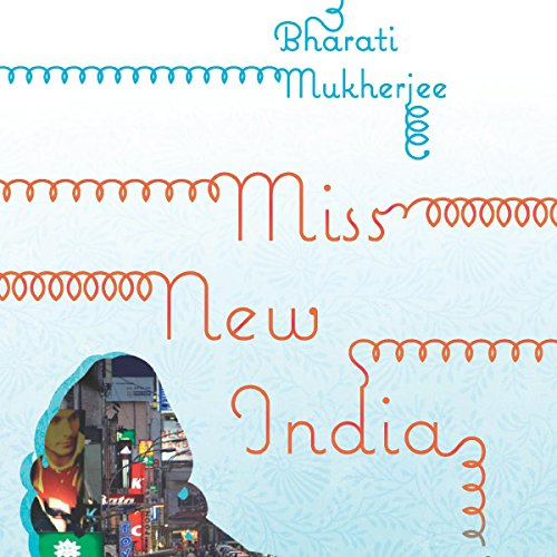 Miss New India cover art