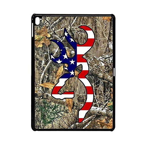 Shockproof With Browning 7 Hard Plastic Cases For Men Compatible To Ipad Pro 12.9 Choose Design 111-2
