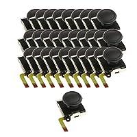 gazechimp 30ピース/個3D L / Rジョイスティックアナログロッカー修理部品(スイッチJoy-Con用)